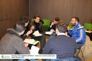 """Workshop XLabor """"Uno Nessuno Centomila"""""""